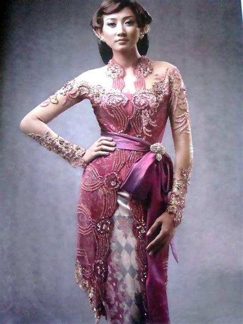 casual informal kebaya images  pinterest