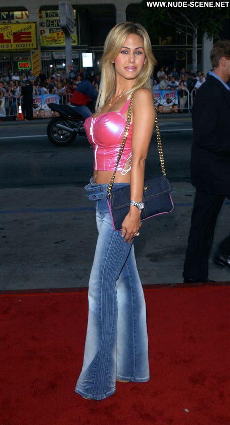 Shauna Sand No Source Celebrity Posing Hot Babe Blonde