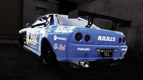 Gamers, Grand Theft Auto V, Nissan Skyline R32, Video