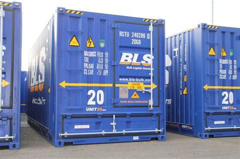 BLS | Bulk Containers | Bulk Logistic Solutions