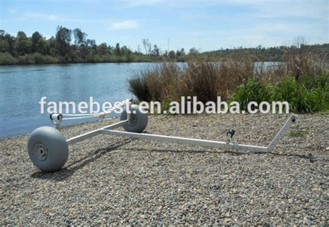 How Much Do Small Fishing Boats Cost by Aluminum Boat Trailer With Balloon Tires Small Boat