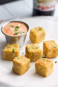"Tofu ""Chicken"" Nuggets with Sriracha Mayo - 40 Aprons"