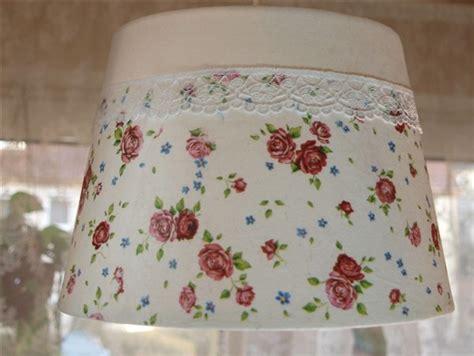 ikea hack lampenschirm mit serviettentechnik bastelfrau