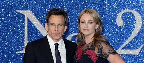 ben stiller  wife  divorce   years