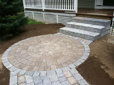 walkways patios installation of brick walkways patios
