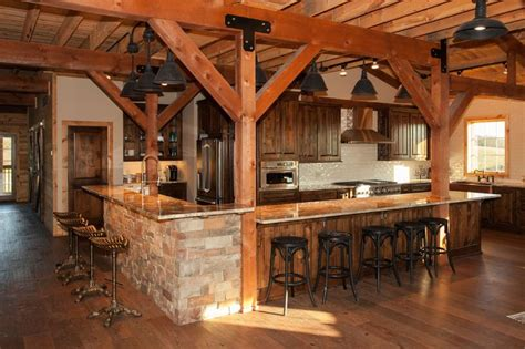 Great Plains Gambrel Barn Home Project