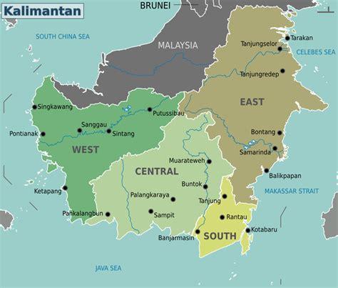 kalimantan travel guide  wikivoyage