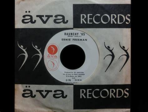 Bill Justisレアカバー★ernie Freeman-『raunchy '65』
