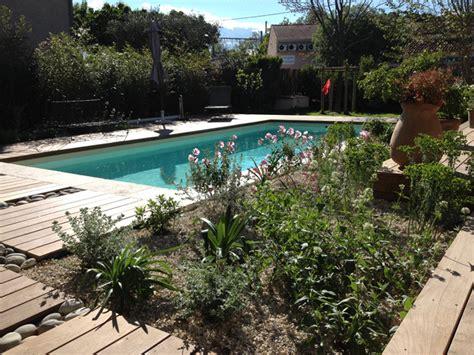 Amenagement Jardin Et Piscine Cr 233 Ation D Un Jardin Et Am 233 Nagement Autour D Une Piscine