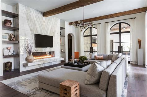 style homes interiors mediterranean style texan home with light flooded interiors