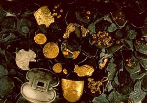 World's only real pirate treasure dug up and coming to ...