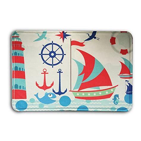 retro doormats wind retro nautical anchor doormat
