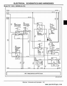 John Deere Z Trak Mower Wiring Diagram