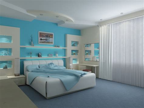 Light Blue And White Bedroom Decorating Ideas Www