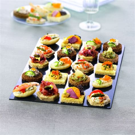 freezable canapes chicago style canapes thaw serve holdsworth foods