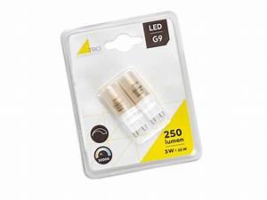 Sockel G9 Led : extern dimmbares led leuchtmittel mit g9 sockel warmwei im 2er set 3w 250lm ebay ~ Orissabook.com Haus und Dekorationen