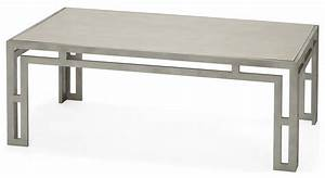mercer stainless steel silver square glass coffee table With brushed silver coffee table