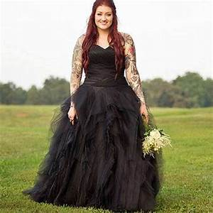 plus size gothic wedding dress pluslookeu collection With plus size gothic wedding dresses