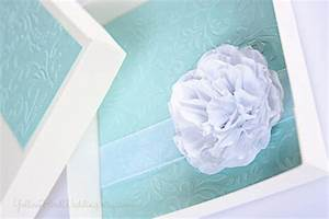 boxed wedding invitation with handmade flower floral With handmade wedding invitations with flowers