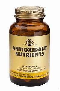 Antioxidant Nutrients Tablets  U2013 Health Emporium