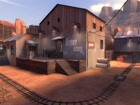 pldeadwood team fortress  maps