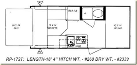 2010 R Pod Floor Plans by Forest River R Pod Cer Information Page 5 New R Pod