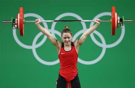 Latvian weightlifting star Koha announces retirement aged 22