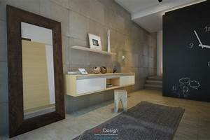 decoration entree moderne With deco petite entree maison