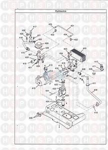 Baxi Duo Tec 28 He A  Hydraulics  Diagram