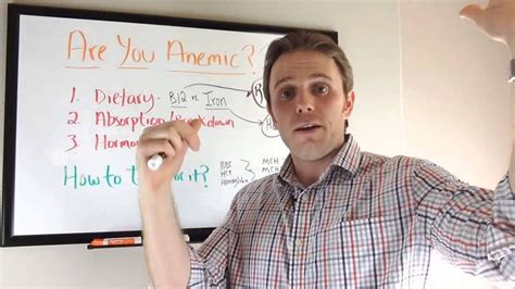 Anemia Symptoms And Treatments
