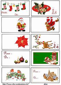 étiquettes De Noel à Imprimer : etiquette cadeau a imprimer noel ~ Melissatoandfro.com Idées de Décoration
