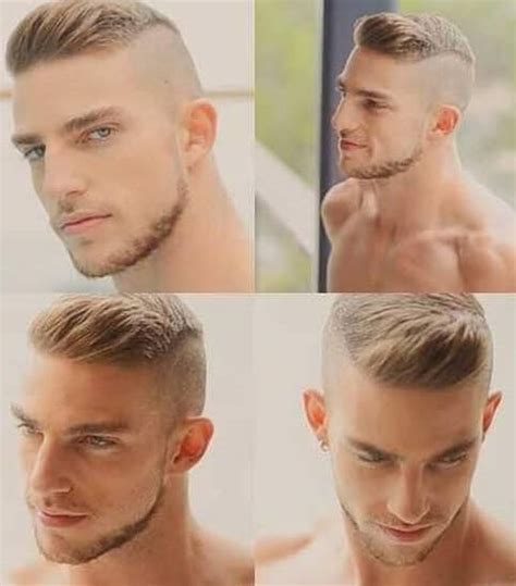 shaved side hairstyles for men 13   Mens Hairstyle Guide