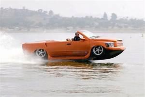 Watercar Python Rocks Our Corvette Video