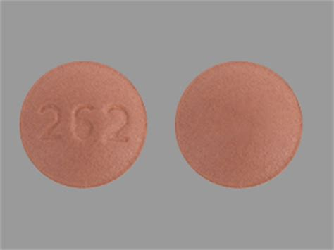 Quetiapine Dosage For Anxiety 262 Pill Images Peach Round