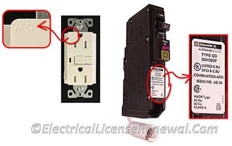 Arc Fault Circuit Interrupter Protection
