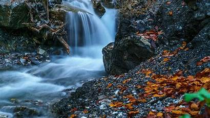 4k Ultra Forest 5k Waterfall Wallpapers Nature
