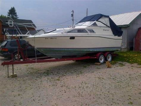 Bayliner Boats For Sale Barrie by 1988 26 Bayliner Ciera For Sale From Barrie Ontario Simcoe