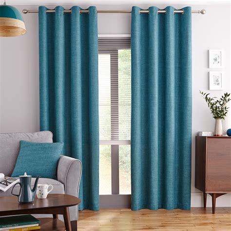 vermont teal eyelet curtains ideas de hecho en casa diy