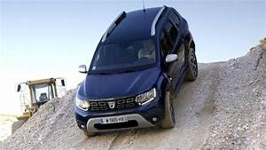 Duster 2018 Bleu Cosmos : new dacia duster 2018 official video youtube ~ Maxctalentgroup.com Avis de Voitures