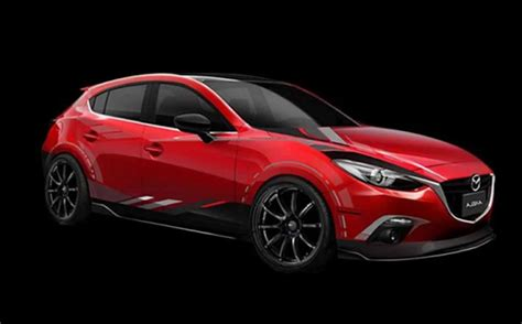 Mazdaspeed 3 2019, Engine Upgrade And Specifications