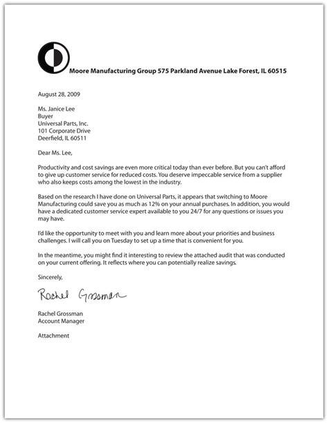 business letter etiquette letters  sample letters