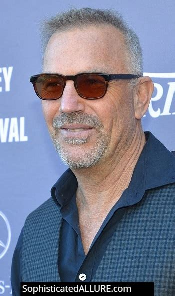 kevin costner  gray hairstyle  sophisticated allure hairstyles