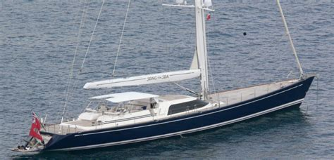 Yacht In The Water Song by Song Of The Sea Yacht Nautor S Swan Yacht Charter Fleet