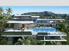 Two Modern Mansions on Sunset Plaza Drive in LA 8 HomeDSGN