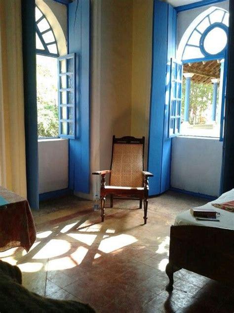 beautiful indian homes interiors in the saleta at casa desousa goa sundar india