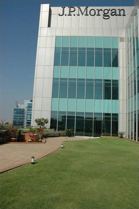 Suvarna Sathe J.P Morgan Office in Mumbai   Terrace Garden