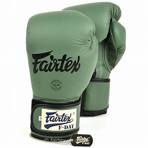 Fairtex F Day Boxing Gloves