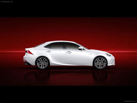 Lexus Is F Sport 2014 Exotic Bike Wallpaper #09 Of 46