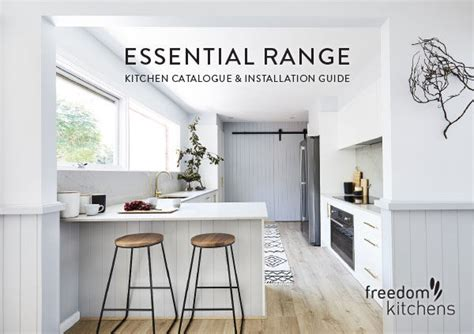 Kitchen Design, Planners & Showrooms Australia  Freedom