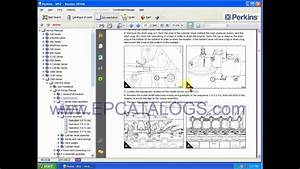 Perkins Engine Repair Manuals